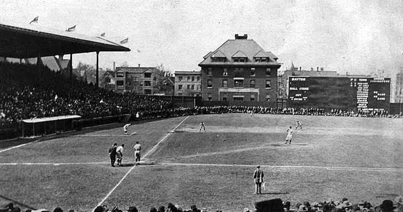 old wrigley field