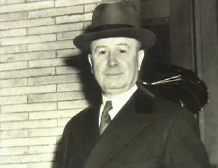 Johnny Torrio - gangster in Chicago